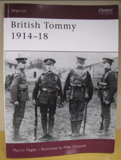 Book-British Tommy 1914-1918
